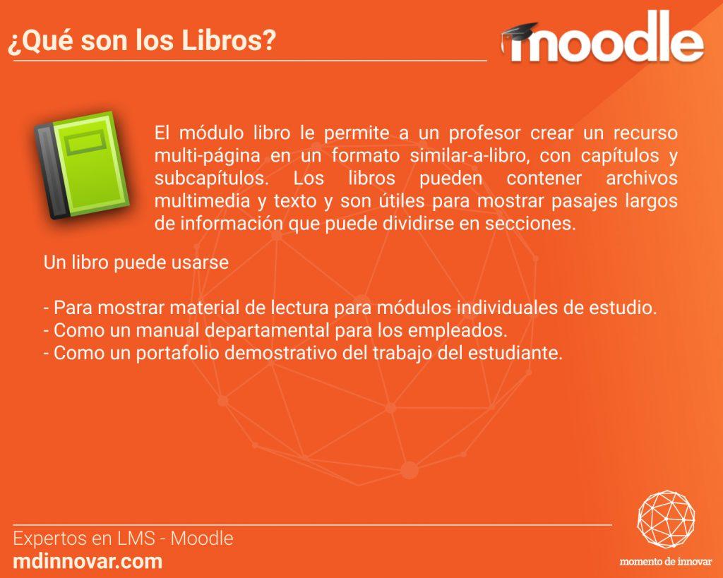 Libros Moodle