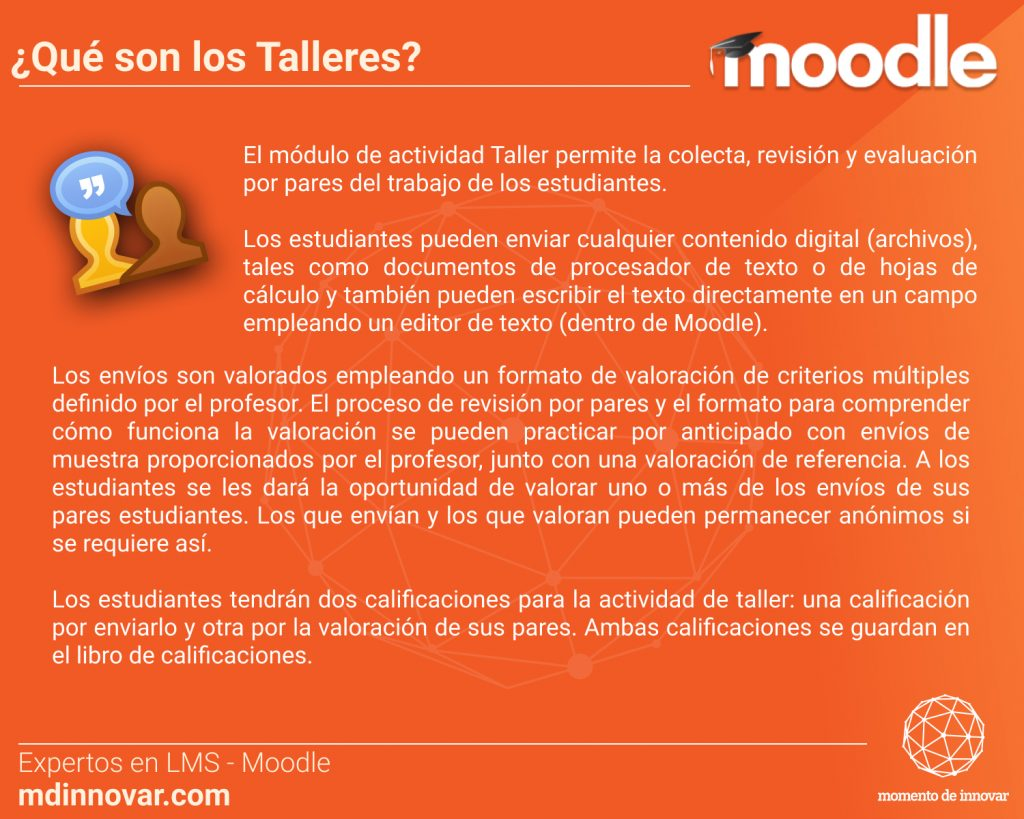 Talleres Moodle