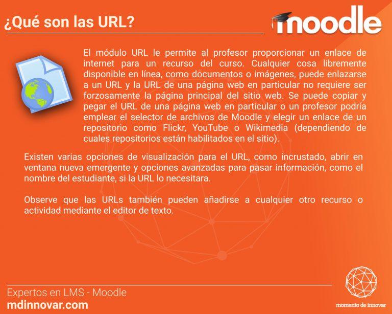 URL Moodle